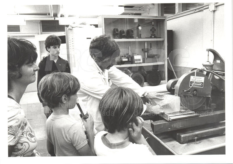 NRC Open House- Physics (M36) 1984 001