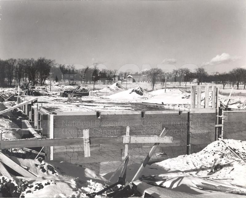 Construction of M-50 Jan. 3 1952 #2992 005