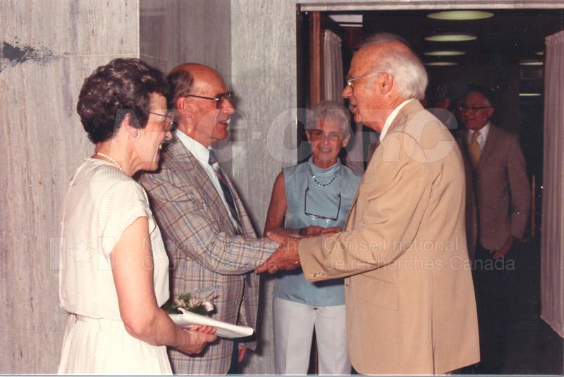 Alf Tickner Retirement May 1986 004