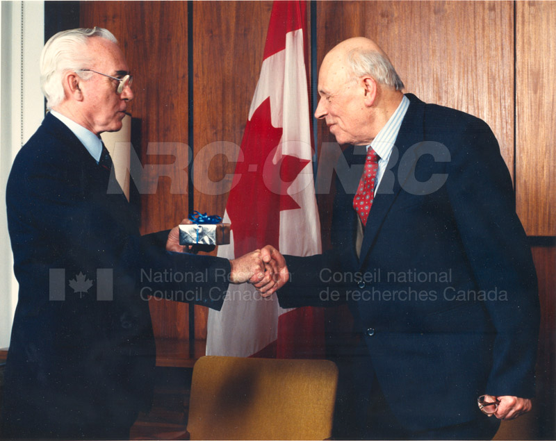 Dr. A. Sakharov at NRC 13 Feb. 1989 001