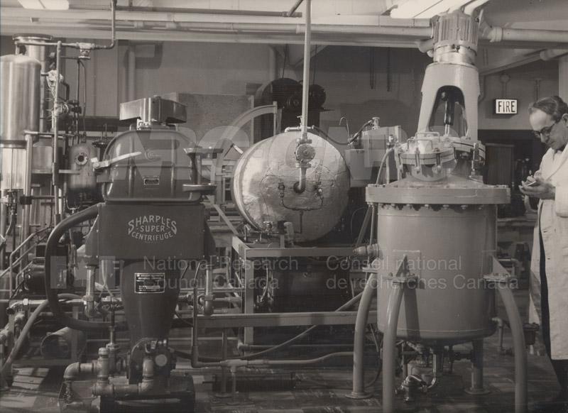 Rideau Falls Laboratory-Dairy Laboratory c.1950