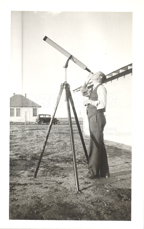 Telescopes- 2.5 inch Refractor (portable) J. Russel Smith
