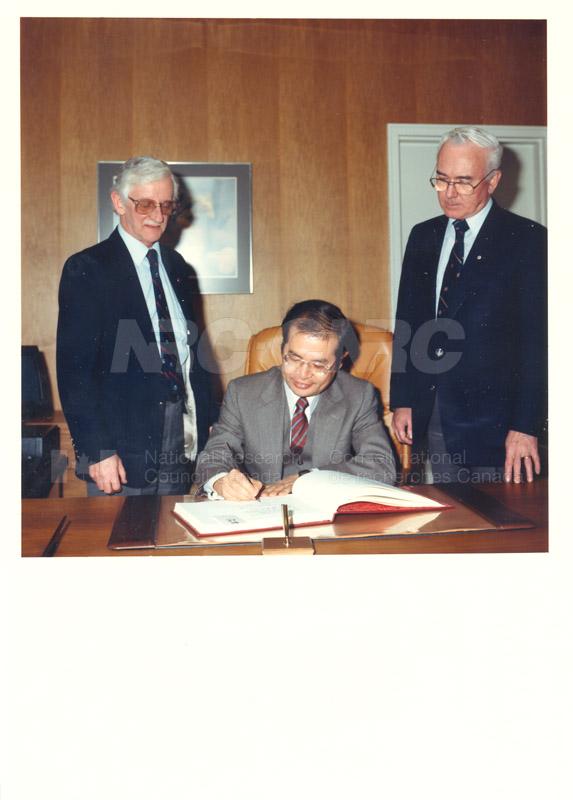 Dr. Sakamura - MITI Japan 1986 004