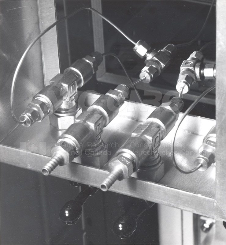 Gas Chromatography System 1971