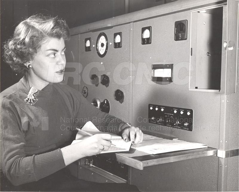 Marlene Friedlander c.1953