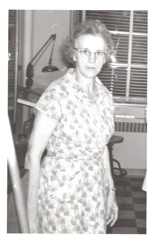 Fannie Richardson 1962 001