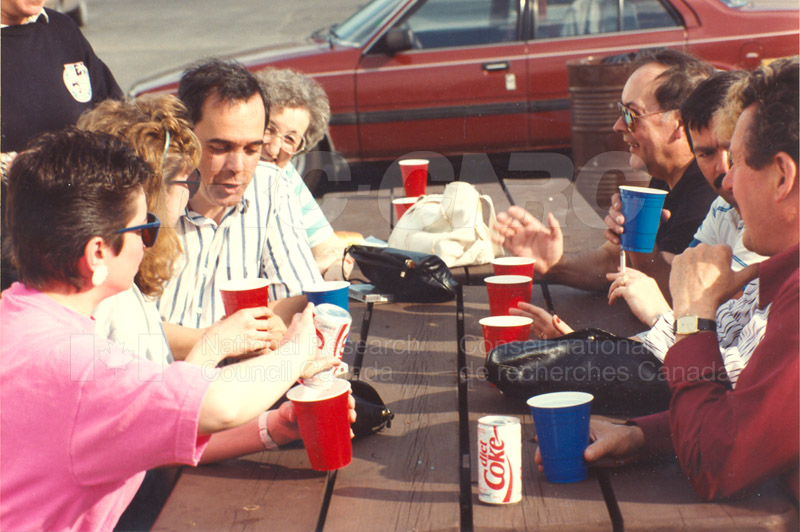 ASPM Picnic by M-19 1980's 011