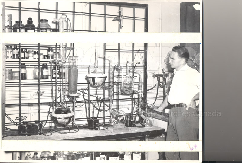 Division of Organic Chemistry Lab 005