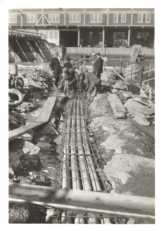 Replacing Cable- Sept. 27 1938, Oct. 5 1938 005