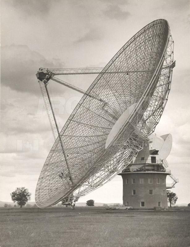 Radio Telescope (N.S.W.) c.1960 004
