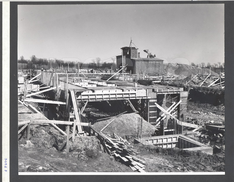 Construction of M-50 Spring 1952 #3092 006