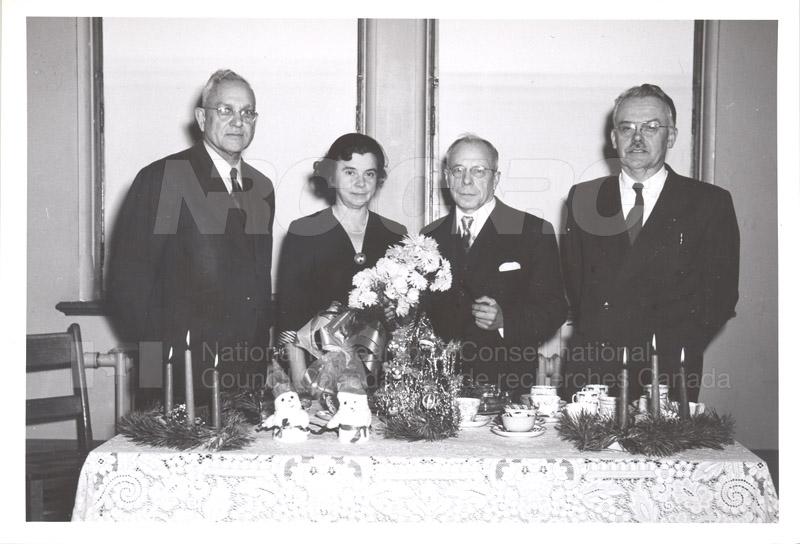 Ernie Hodgson Retirement c.1953 003
