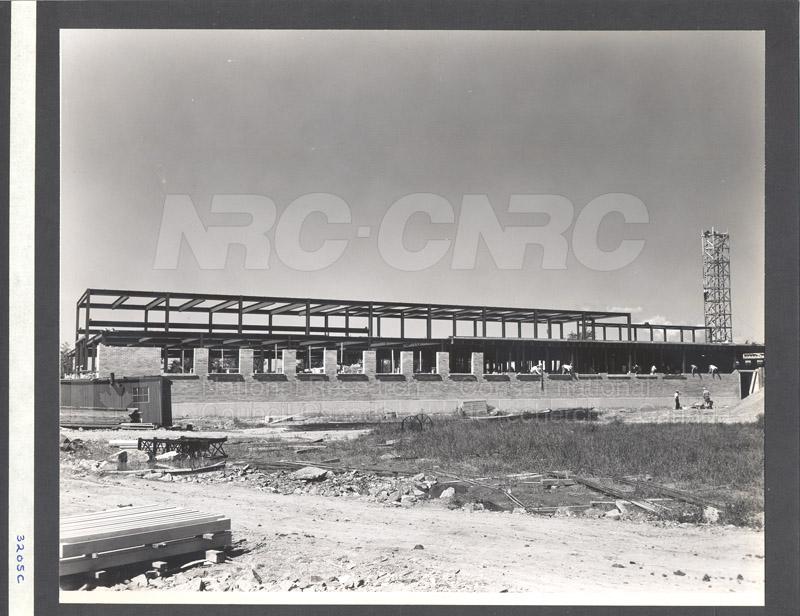 Construction of M-50 Summer 1952 #3205 003