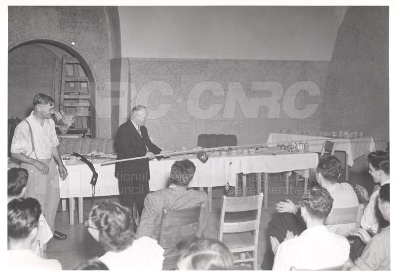 Retirement of Dr. Boyle 1949 001