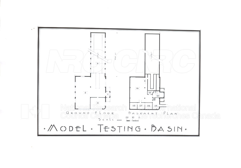 Buildings- Floor Plans Sept. 1948 015