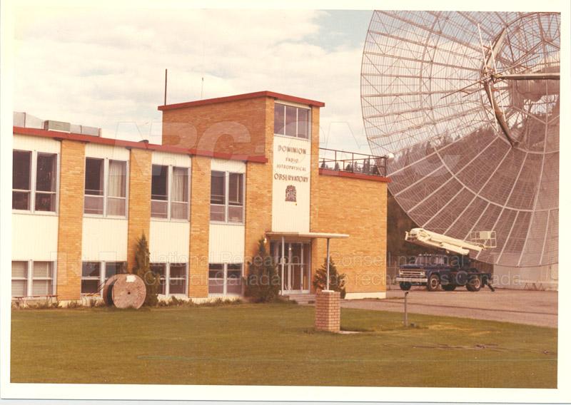 Dominion Observatory- Pendicton c.1966 001