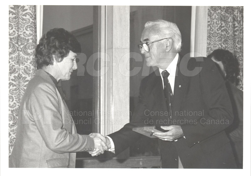 25 Year Service Plaques Presentations 1983 010