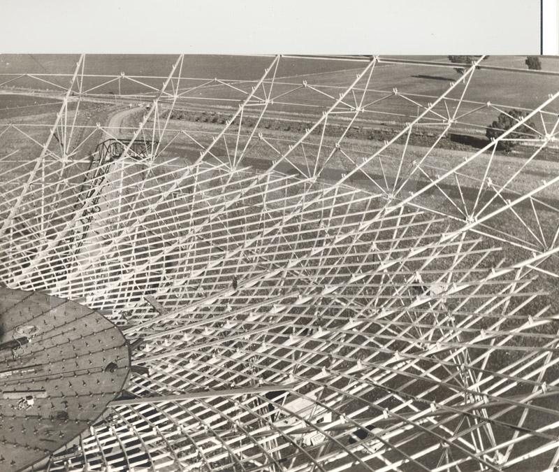 Radio Telescope (N.S.W.) c.1960 002