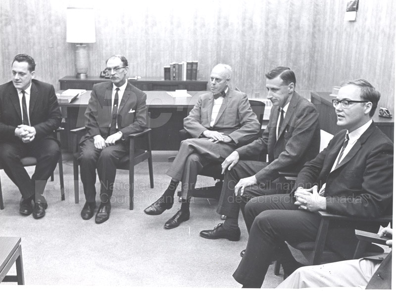 First Collective Agreement with R.C.E.A. 1968 003