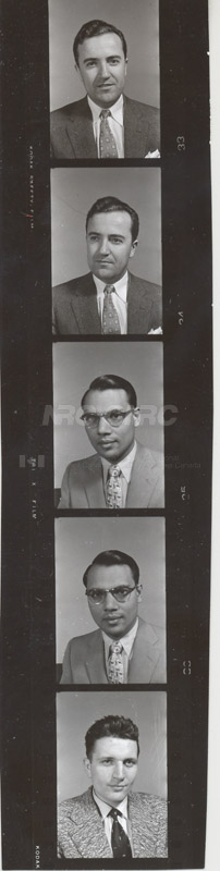 Photographs of Postdoctorate Issue 1957 002